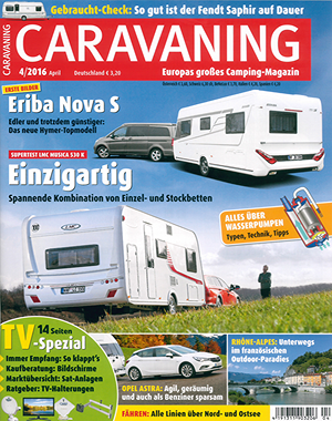 Caravaning - Cover