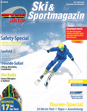 DSV - Ski-Magazin - Cover
