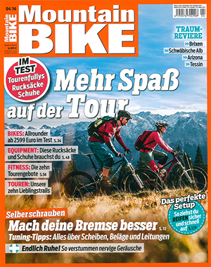 Mountain Bike - Cover