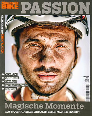 Mountain Bike Passion - Cover