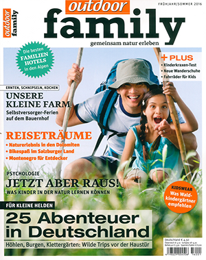 Outdoor Familiy - Cover