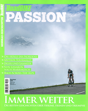 Road Bike Passion- Cover